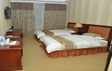 Triple Suite room